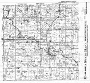 Union Township, Union Mills, Mahaska County 1949